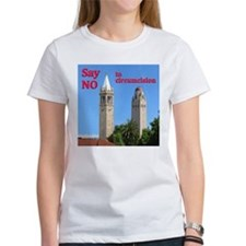 """Say No"" - The Two Towers Tee"