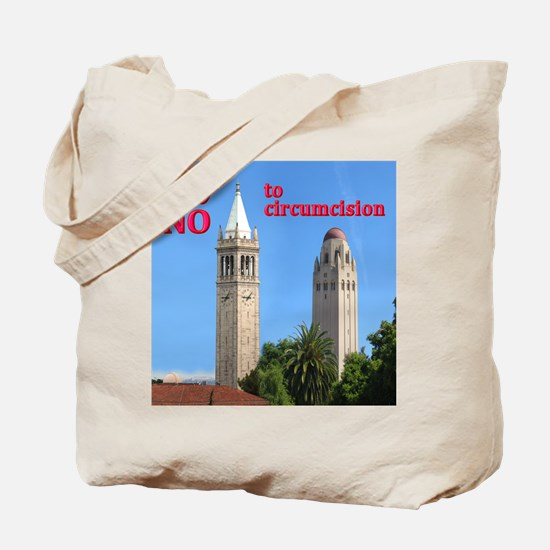 """""""Say No"""" - The Two Towers Tote Bag"""