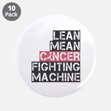 "Breast Cancer Fighter 3.5"" Button (10 pack)"
