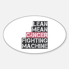 Breast Cancer Fighter Decal