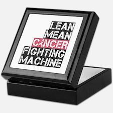 Breast Cancer Fighter Keepsake Box