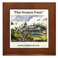 L.O.L. The Hosen Few Framed Tile