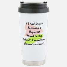 Dental Hygienist/Techs Travel Mug