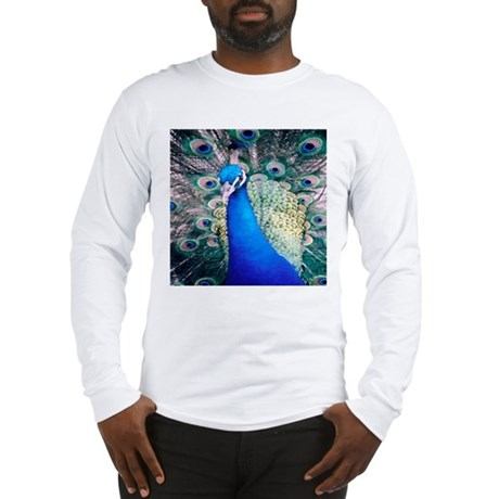 Peacock series 1 Long Sleeve T-Shirt