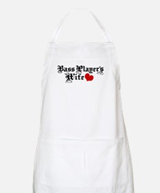 Bass Player's Wife Apron