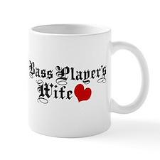 Bass Player's Wife Mug