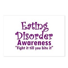 ED Awareness Postcards (Package of 8)
