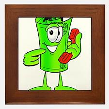 Mr. Deal - Call Me Framed Tile