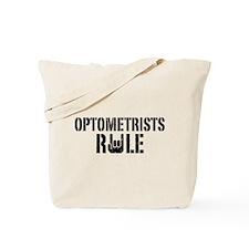 Optometrists Rule Tote Bag