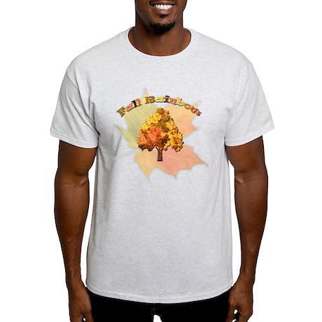Fall Rainbow Light T-Shirt