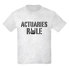 Actuaries Rule T-Shirt