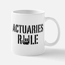 Actuaries Rule Mug