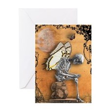 Mind the Thorns Greeting Card