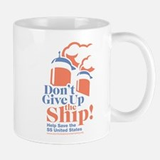 "Gregory Shutters' ""Don't Give Mug"