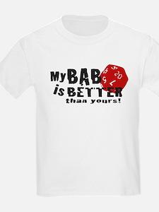 Better BAB Kids T-Shirt