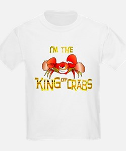 I AM the King of CRABS T-Shirt