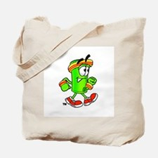 Mr. Deal - Running - Strong C Tote Bag
