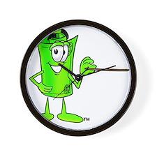 Mr. Deal - Instructor Deal Wall Clock