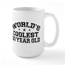 World's Coolest 30 Year Old Mug
