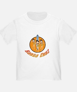 Santa Cruz Hula Girls T