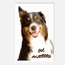 Got Aussies? Postcards (Package of 8)