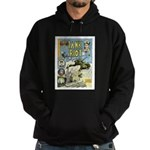Jeremy Couturier's Tank Riot Comic, Hoodie (dark)