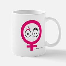 Twin Boy and Girl Mug