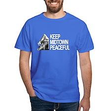 Keep Midtown Peaceful T-Shirt