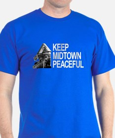 Keep Midtown Peaceful T-Shirt