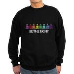 Buddha Rainbow Sweatshirt (dark)