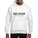 Buddha Rainbow Hooded Sweatshirt