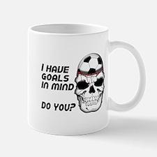 Goals in Mind Mug