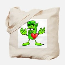 Mr. Deal - Who Loves Ya Baby Tote Bag