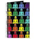 Buddha Rainbow Journal