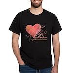 Risa 2 for black shirt T-Shirt