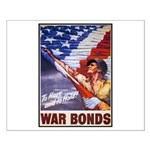 Have & Hold American Flag Small Poster
