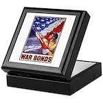 Have & Hold American Flag Keepsake Box