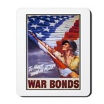 Have & Hold American Flag Mousepad