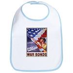 Have & Hold American Flag Bib