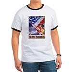 Have & Hold American Flag Ringer T