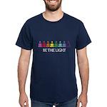 Buddha Rainbow Dark T-Shirt