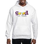 Good in Bed Hooded Sweatshirt