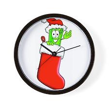 Mr. Deal - Christmas - Stocki Wall Clock