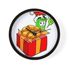 Mr. Deal - Christmas - Presen Wall Clock