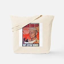 Eisenhower Back Em Up Tote Bag