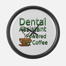 Dentist Large Wall Clock