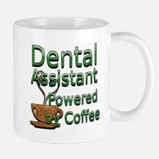 coffee dental assistnat Mugs
