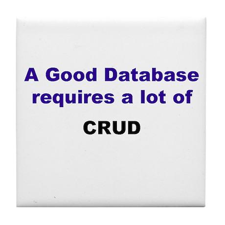 """Database """"CRUD"""" Tile Coaster"""