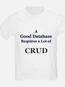 """CRUD"" Kids T-Shirt"
