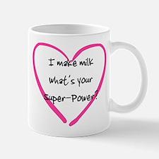 I make milk, what's your supe Mug